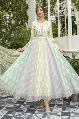 Maria B Lawn Eid Collection D-05 2020