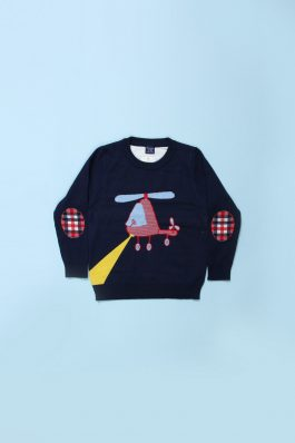 Baby Boy Sweatshirt D-2012