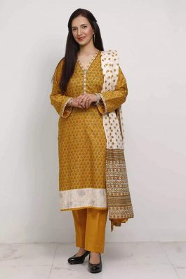 GulAhmed Summer Lawn Unstitched 3Piece Suit CL-1087 B