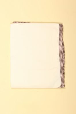 New Born Accessories Wrapping Sheet D-385 Cream