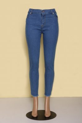 Ladies Bottom Jeans D-C2840