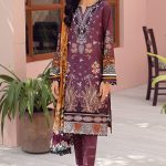 Jazmin Embroidered Lawn
