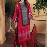 Charizma Sheen Embroidered Lawn