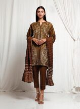 Zaib by Nimsay Embroidered Lawn